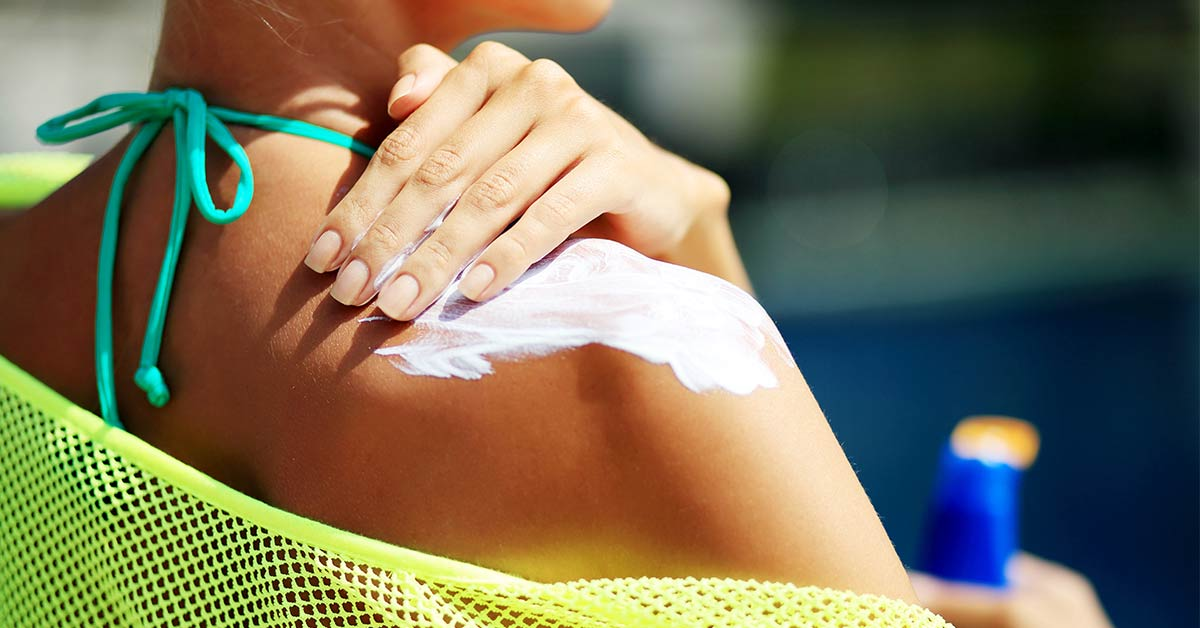sun scree skin protection tips