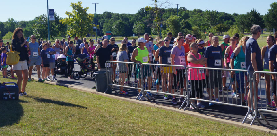 Get Your Rear in Gear run/walk set for Aug. 5