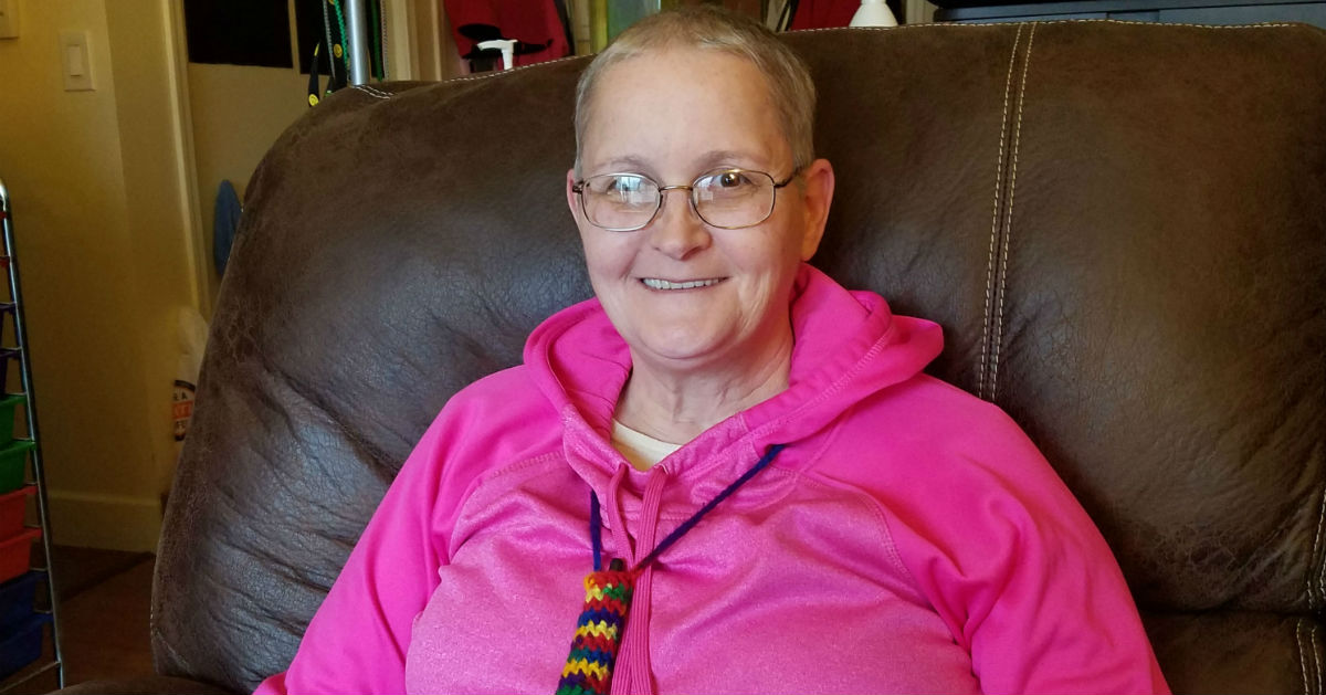 Tina's story: 'Awesome' therapy for overactive bladder