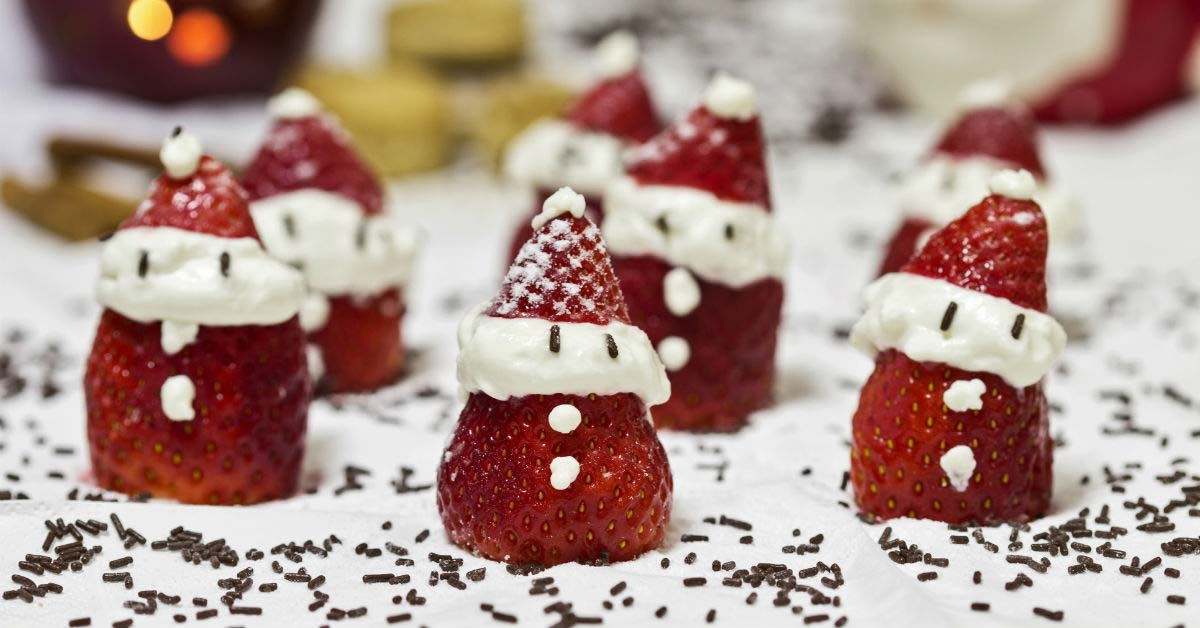No time? Enjoy 2 quick holiday treats