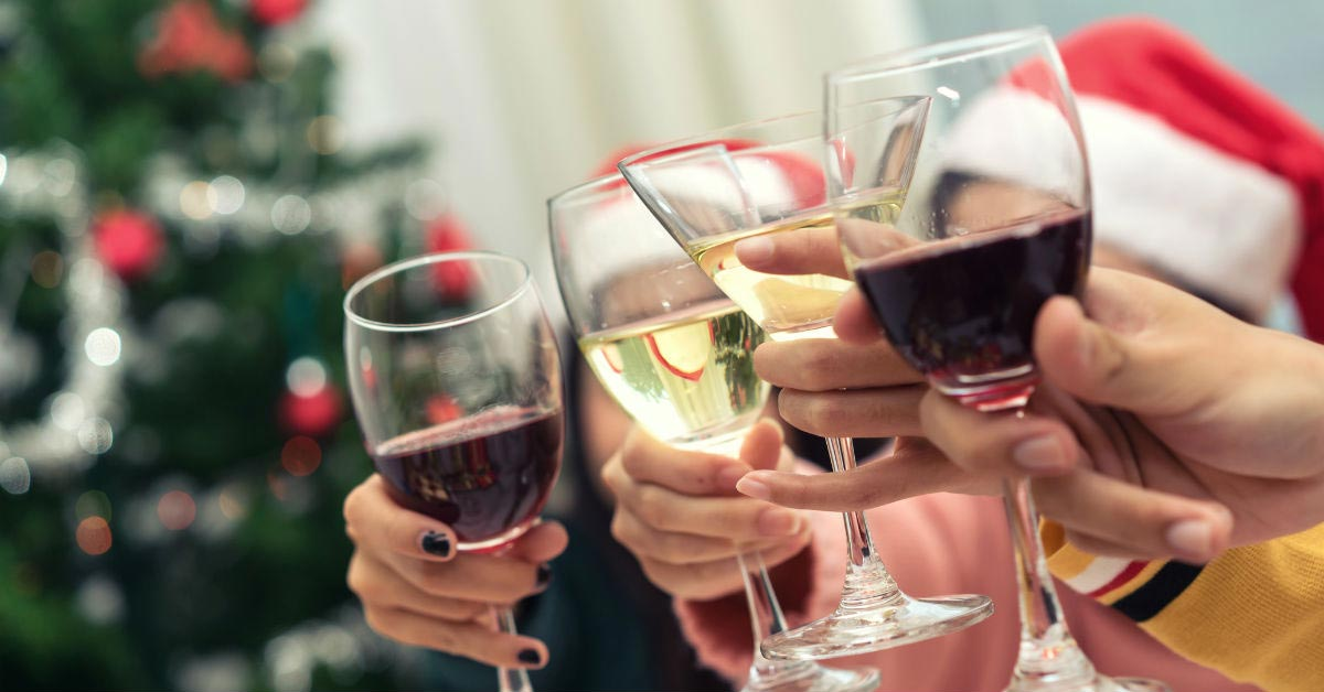 How to drink responsibly at the holidays