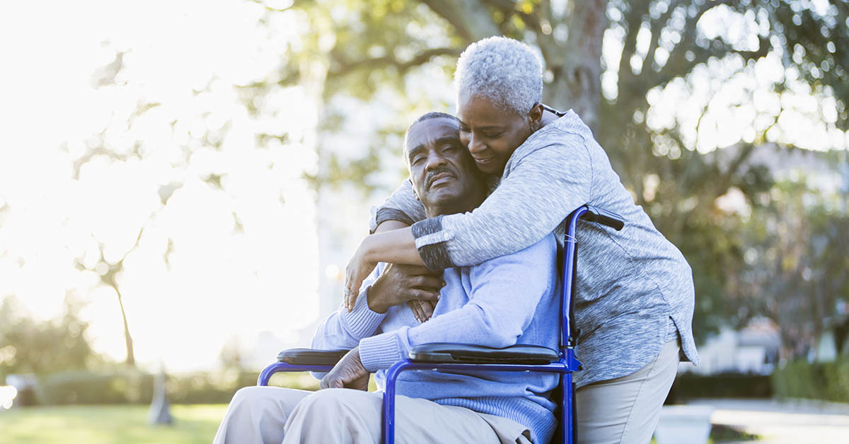 Caregiver depression: There is help