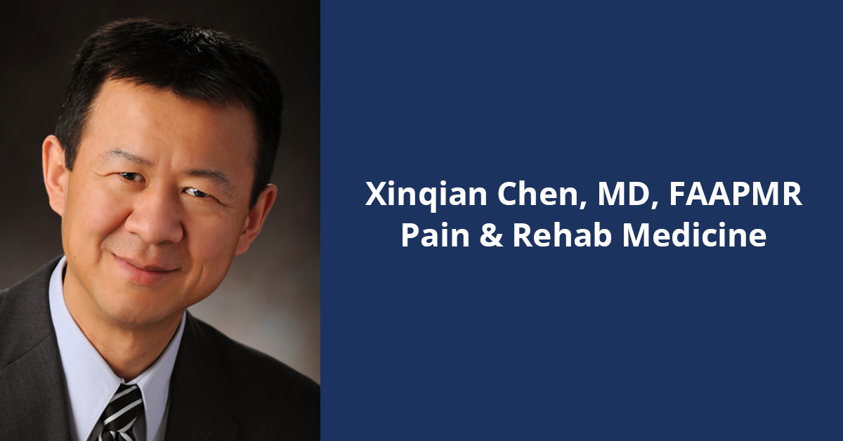 Chen brings pain and rehab care to Shawano