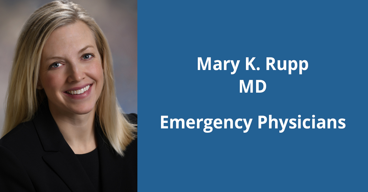 Headshot of Dr. Mary Rupp