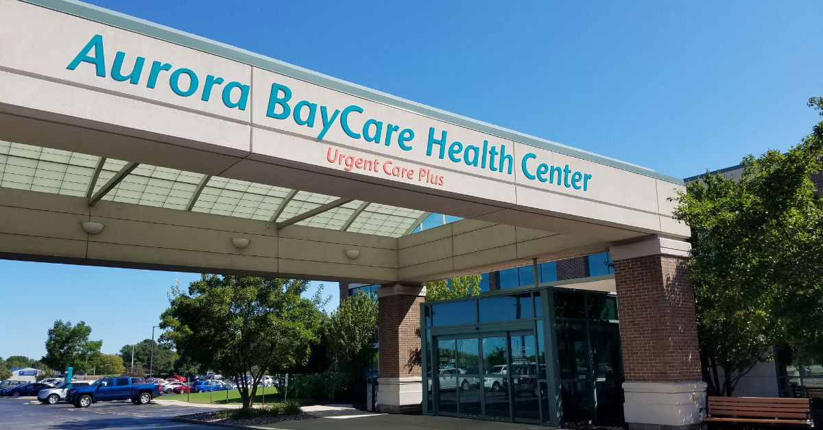 Aurora Baycare Health Center Still Treating Patients With Non Emergent Issues Newsroom Baycare Clinic